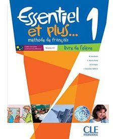 Essentiel et plus... 1 Livre de l'eleve + Mp3 CD