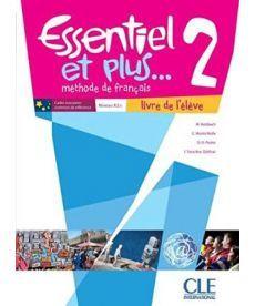 Essentiel et plus... 2 Livre de l'eleve + Mp3 CD