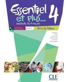 Essentiel et plus... 4 Livre de l'eleve + Mp3 CD