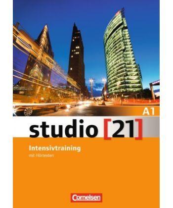 Studio 21 A1 Intensivtraining mit Audio CD