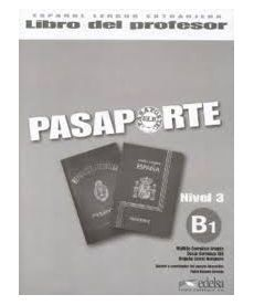 Pasaporte 3 (B1) Libro del profesor GRATUITA