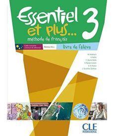 Essentiel et plus... 3 Livre de l'eleve + Mp3 CD