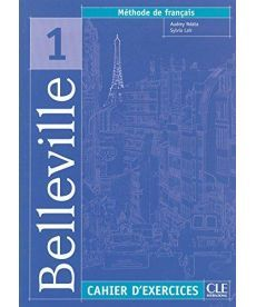 Belleville 1 Cahier d`exercices + CD audio