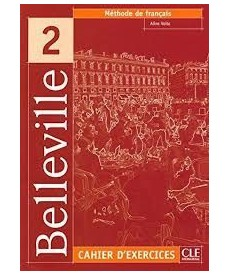 Belleville 2 Cahier d`exercices + CD audio