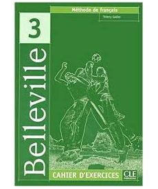 Belleville 3 Cahier d`exercices + CD audio