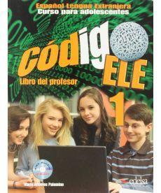 Codigo ELE 1 Libro del profesor + CD audio