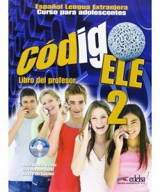 Codigo ELE 2 Libro del profesor + CD audio