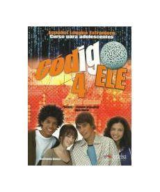 Codigo ELE 4 Libro del alumno + CD-ROM
