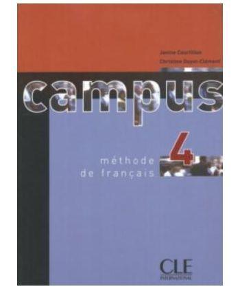 Campus 4 Livre de L`eleve  - Фото 1