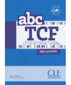 ABC TCF Livre + CD audio