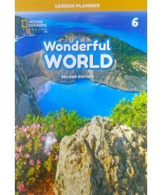 Wonderful World 2nd Edition 6 Lesson Planner with Class Audio CDs, DVD and TR CD-ROM