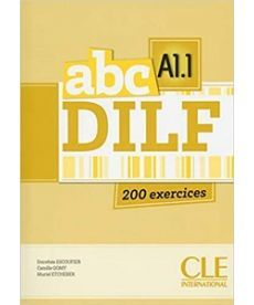 ABC DILF A1.1  Livre + Mp3 CD + corrig?s et transcriptions