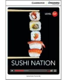 CDIR A2+ Sushi Nation (Book with Online Access)