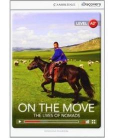 CDIR A2+ On the Move: The Lives of Nomads (Book with Online Access)