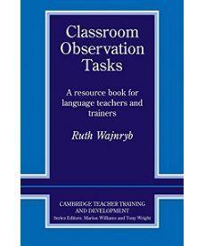 Classroom Observation Tasks