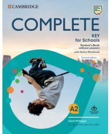 Complete Key for Schools 2 Ed Student's Book without Answers with Online Workbook