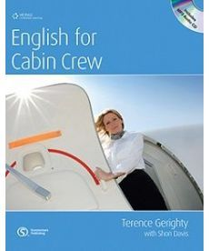 English for Cabin Crew SB with Mp3 CD
