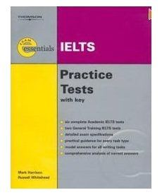 Exam Essentials IELTS Practice Tests with Answer Key