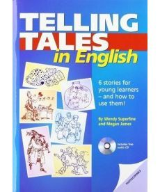 Telling Tales in English Pack