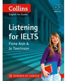 Collins English for IELTS: Listening with CDs (2)