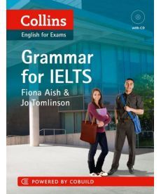 Collins English for IELTS: Grammar with CD