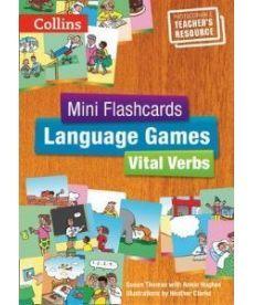 Mini Flashcards Language Games Vital Verbs Teacher's Book