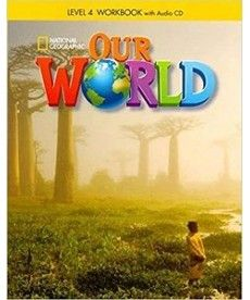 Our World  4 Workbook with Audio CD