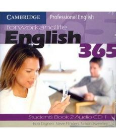 English365 2 Audio CDs (2)