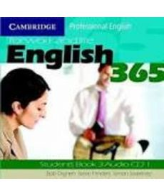 English365 3 Audio CDs (2)