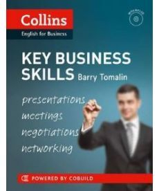 Key Business Skills with Audio CD (Presentations, Meetings, Negotiations and Networking)
