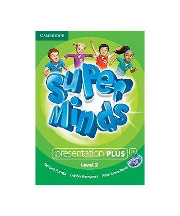 Super Minds 2 Presentation Plus DVD-ROM