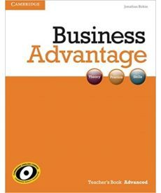 Business Advantage Advanced Teacher's Book