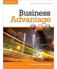 Business Advantage Advanced Audio CDs (2)