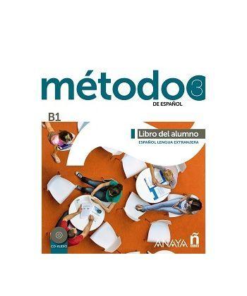 Metodo 3 Libro del alumno with Audio CDs (2)