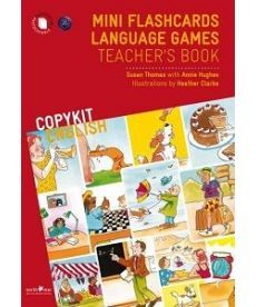 Mini Flashcards Language Games Teacher's Book
