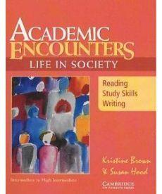 Academic Encounters: Life in Society SB