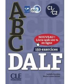 ABC DALF C1/C2 2?me ?dition, CD Audio + Livre Web Nc