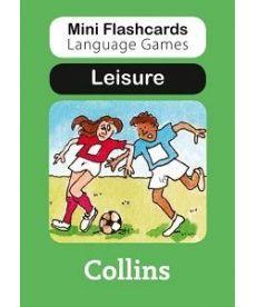 Mini Flashcards Language Games Leisure
