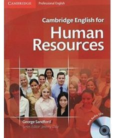 Cambridge English for Human Resources Interm to Upper SB with Audio CDs (2)