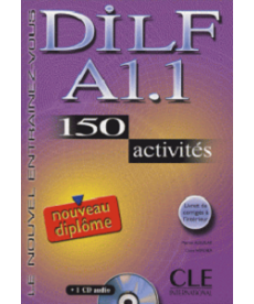 DILF A1, 150 Activites + CD audio