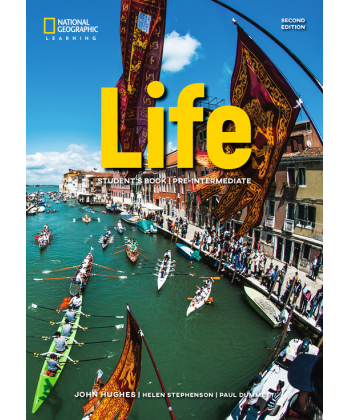 Life 2nd Edition Pre-Intermediate SB with App Code
