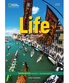 Life 2nd Edition Pre-Intermediate WB with Key and Audio CD