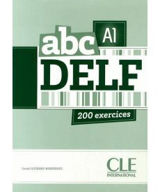 ABC DELF A1, Livre + Mp3 CD + corrig?s et transcriptions