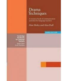 Drama Techniques 3rd Edition