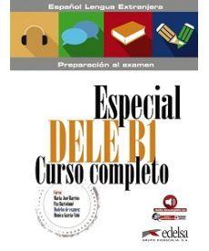 Especial DELE B1 Curso Completo. Libro + Audio Descargable