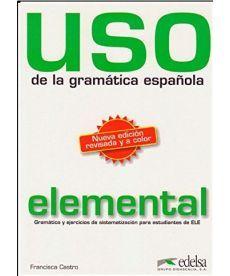 Uso de la gram espan elemental 2010 ed.