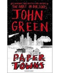 John Green: Paper Towns [Hardcover]