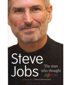 Steve Jobs the Man Who Thought Different [Paperback]