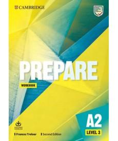 Cambridge English Prepare! 2nd Edition Level 3 WB with Downloadable Audio