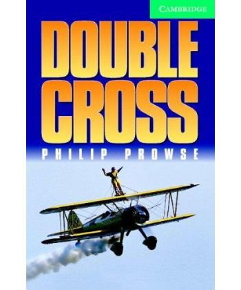 CER 3 Double Cross: Book with Audio CDs (2) Pack